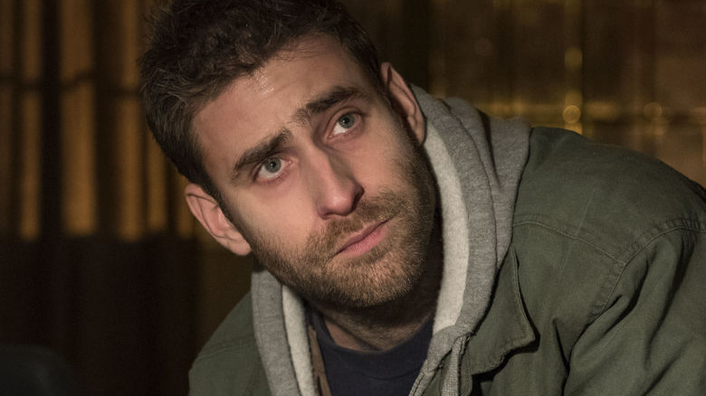 Oliver Jackson-Cohen as Luke Crain on Netflix's The Haunting of Hill House