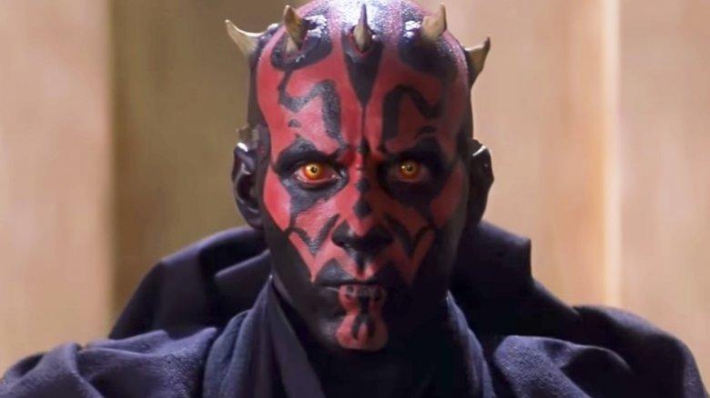 Darth Maul Star Wars The Phantom Menace