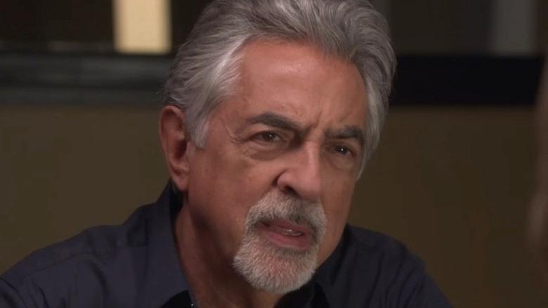 Joe Mantegna on 'Criminal Minds'