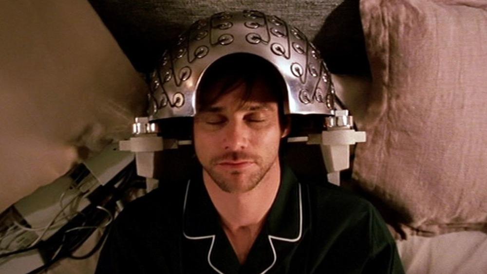 Jim Carrey as Joel in Eternal Sunshine of the Spotless Mind