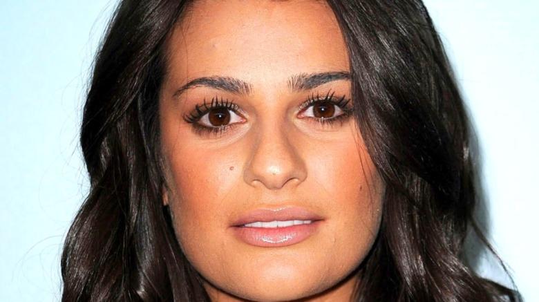 Glee star Lea Michele