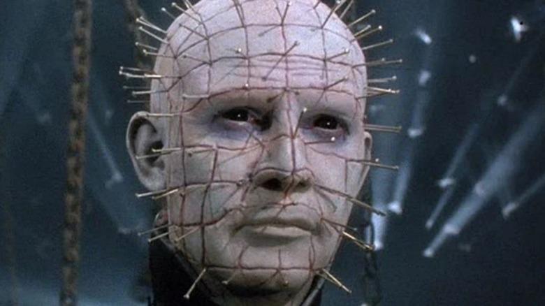 Doug Bradley as Pinhead in Hellraiser