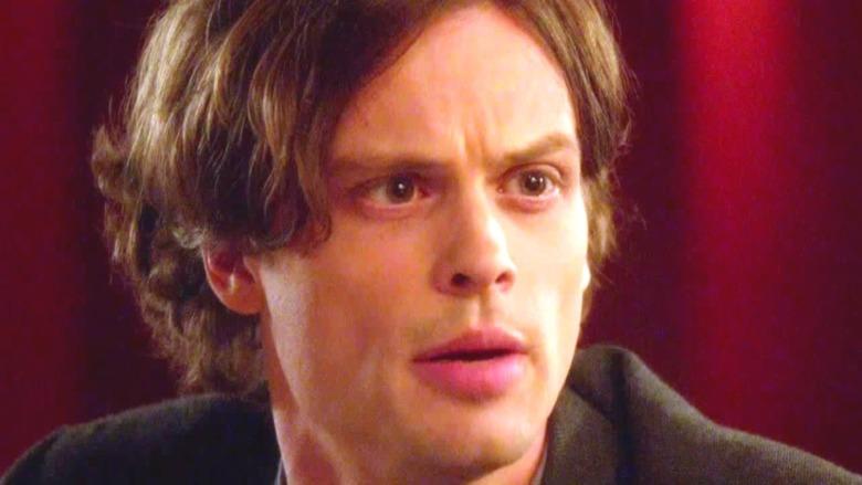 Spencer Reid in Criminal Minds