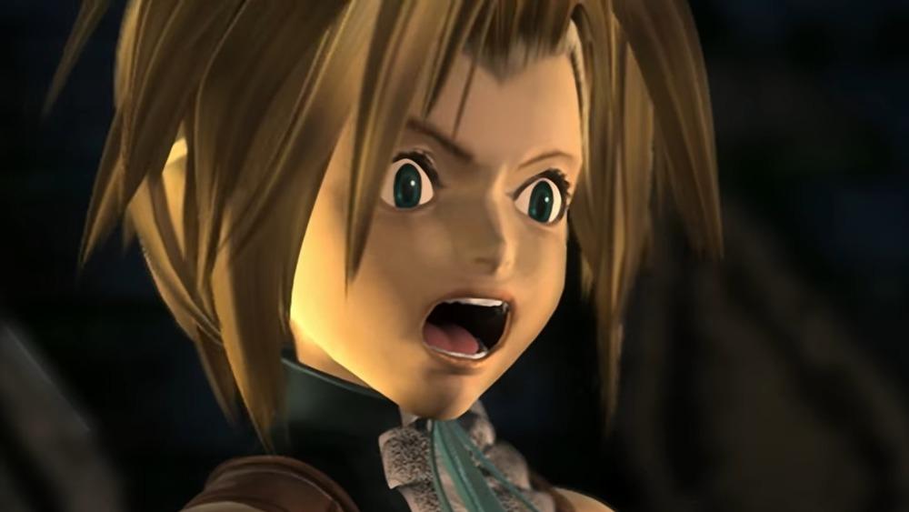 Zidane Tribal in Final Fantasy IX