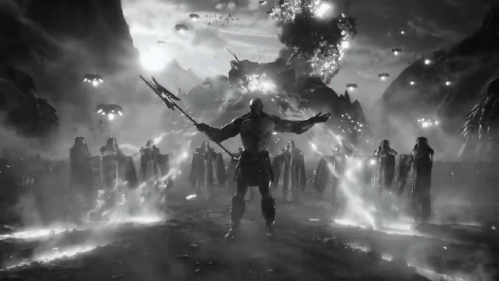 The Snyder Cut teaser