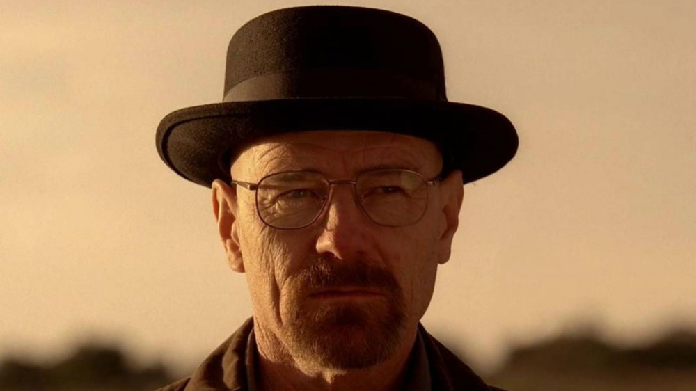 Bryan Cranston as Walter White on Breaking Bad