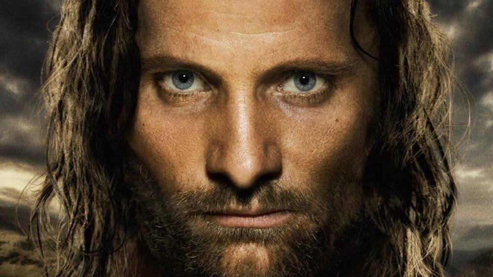 Viggo Mortensen in The Lord of the Rings: The Return of the King