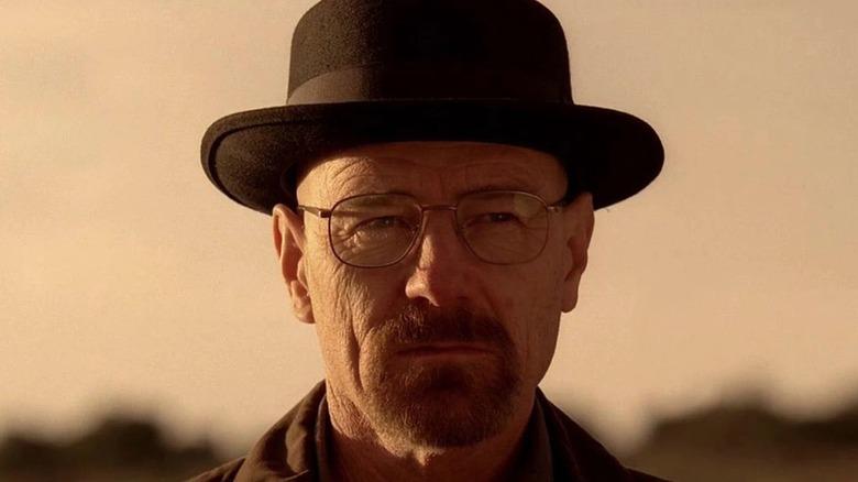 Cranston Breaking Bad as Heisenberg