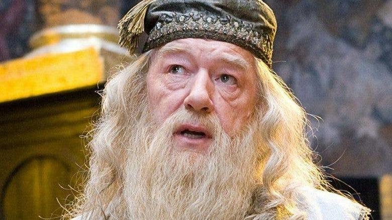 Michael Gambon Albus Dumbledore