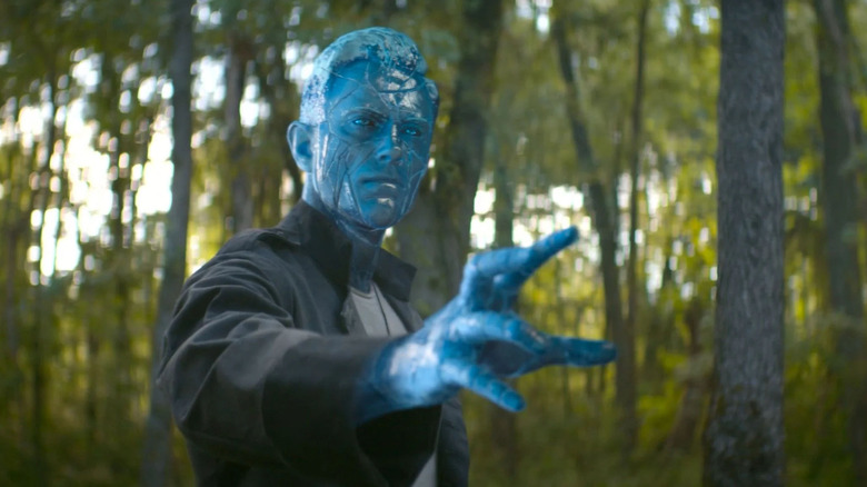 Neil Jackson as Icicle, from Stargirl