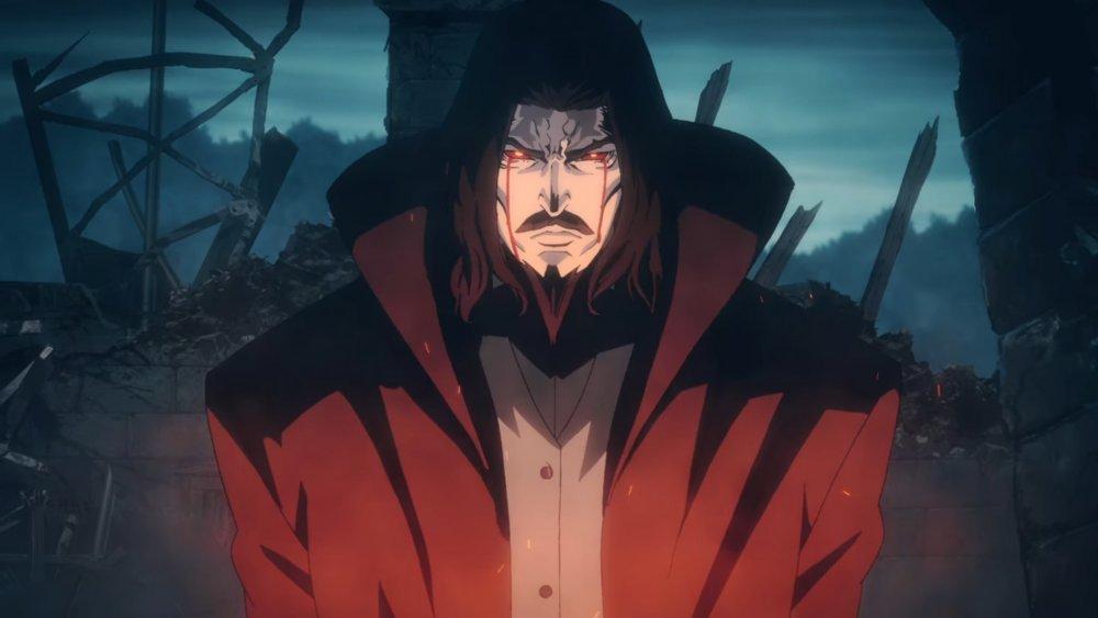 Dracula, voiced by Graham McTavish, on Castlevania