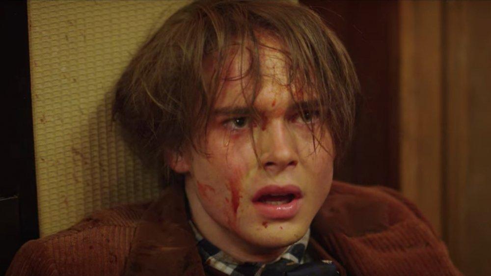 Judah Lewis as Cole in The Babysitter: Killer Queen