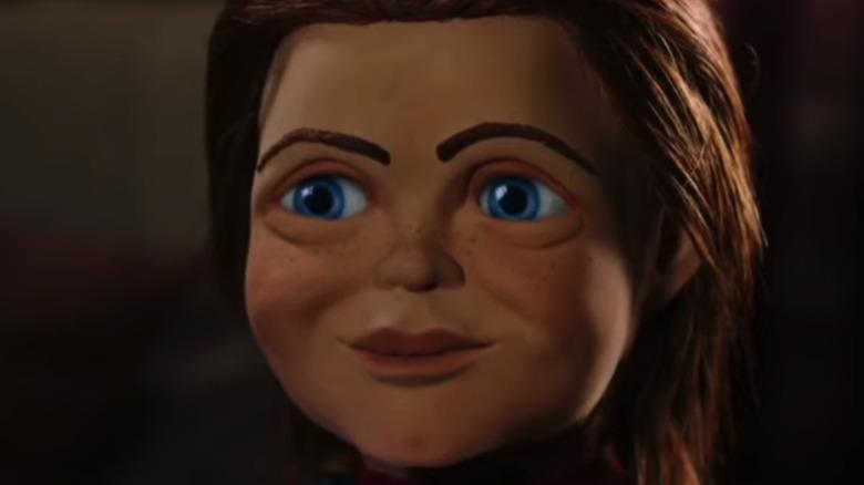 Chucky smile Child's Play