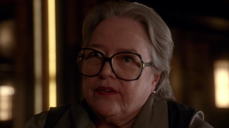 Kathy Bates glasses AHS: Hotel