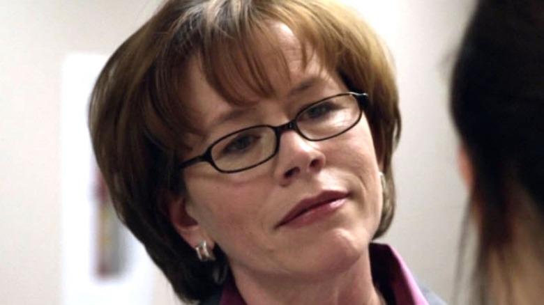 Margaret Murphy cocked head