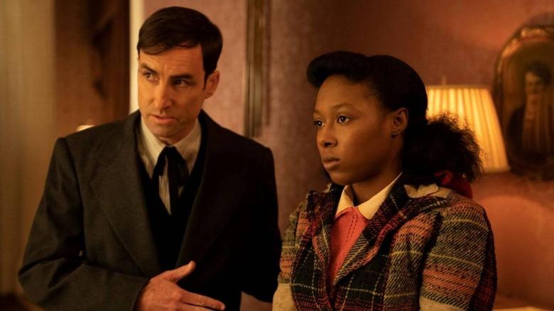 Thurman and Ethelrida Pearl Smutny on FX's Fargo season 4