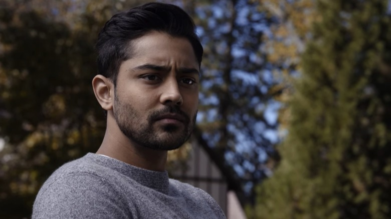 Manish Dayal as Vijay Nadeer in Agents of Shield