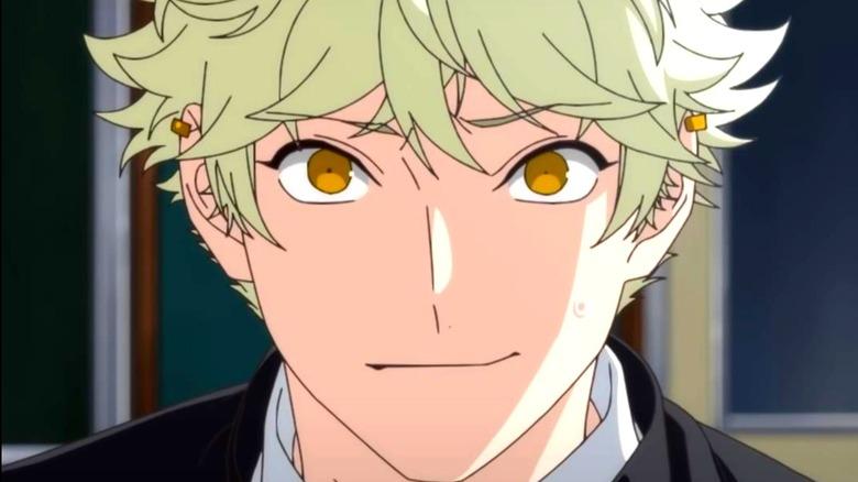 Yatora Yaguchi blond hair Blue Period anime