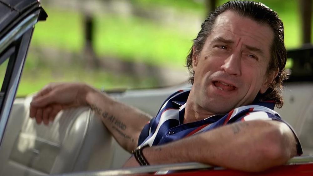 Robert De Niro as Max Cady in 1991's Cape Fear