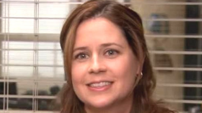 Pam on The Office