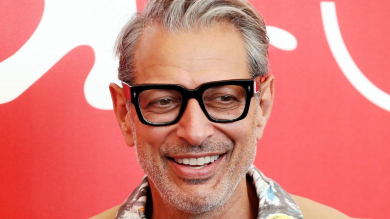 Jeff Goldblum attends an event