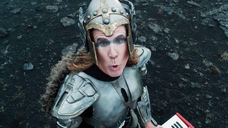 Will Ferrell Eurovision Song Contest: The Story of Fire Saga