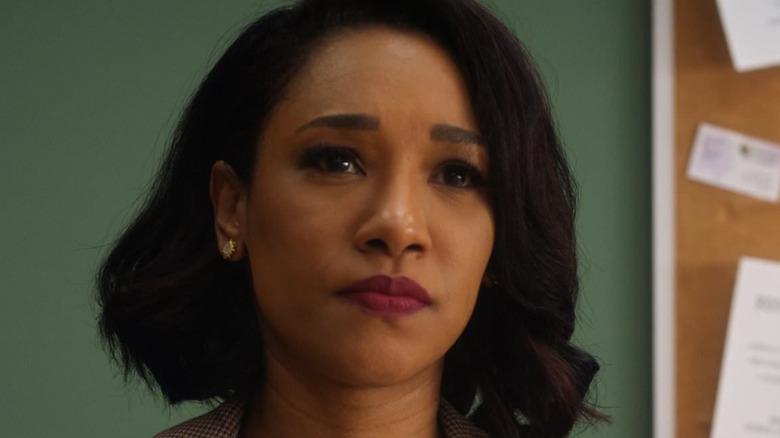Iris West-Allen on The Flash