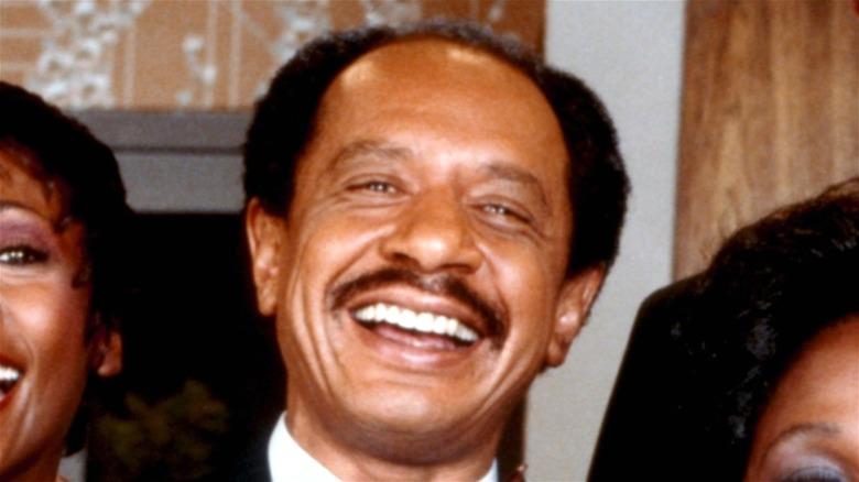 Sherman Hemsley laughing