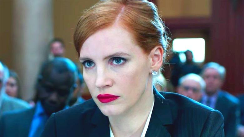 Miss Sloane not amused