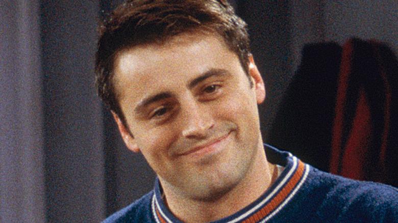 Matt LeBlanc as Joey Tribbiani on Friends