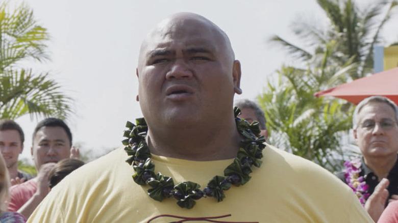 Taylor Wily as Kamekona Tupuola on Hawaii Five-0