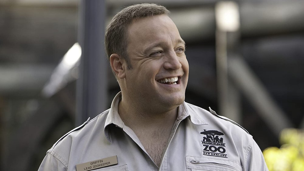 Kevin James in Zookeeper