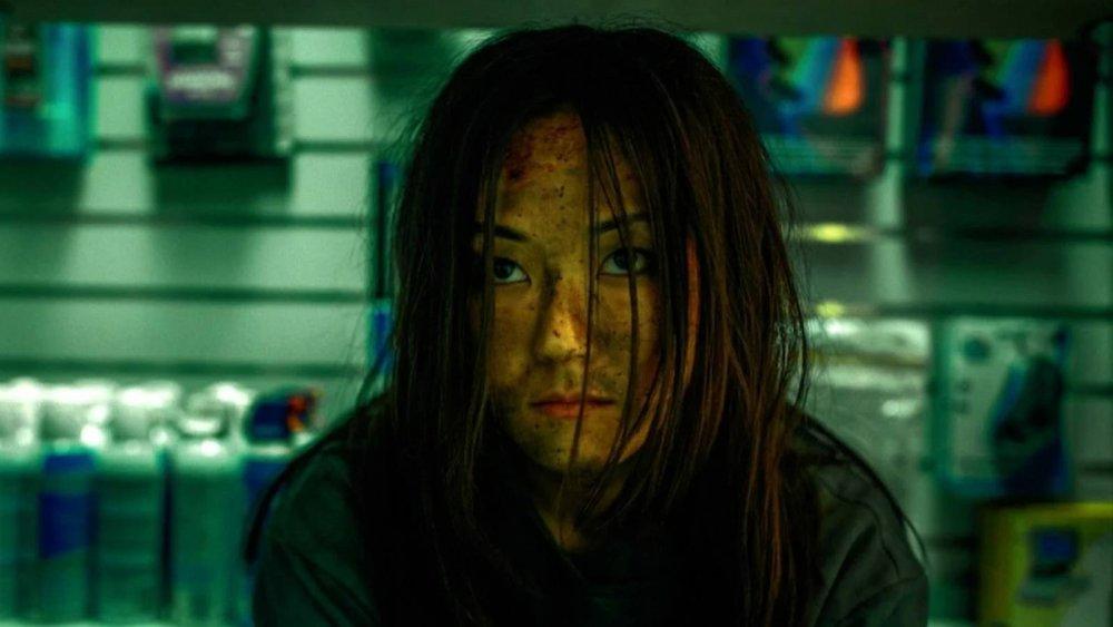 Karen Fukuhara as Kimiko in Amazon's The Boys