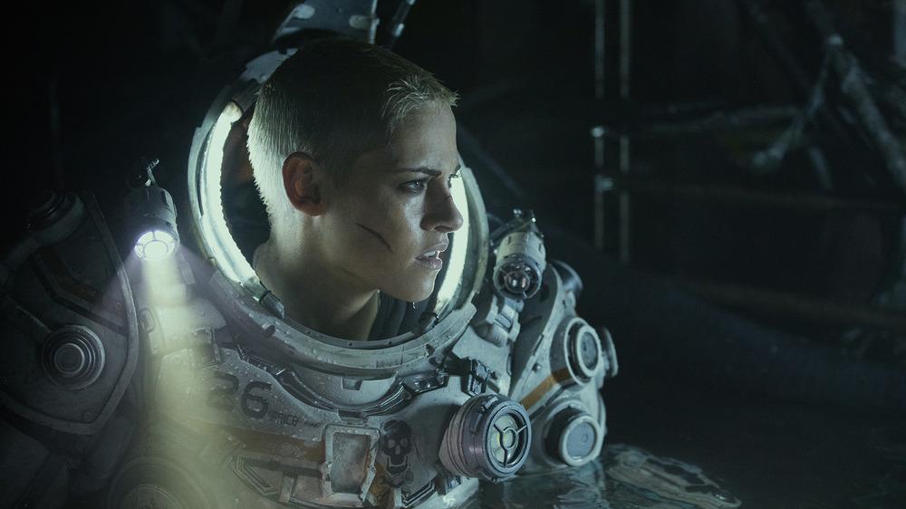 Kristen Stewart as Norah Price in Underwater