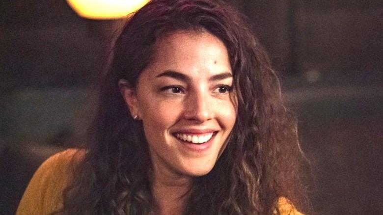Olivia Thirlby smiling