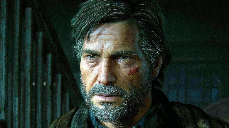Joel grey beard