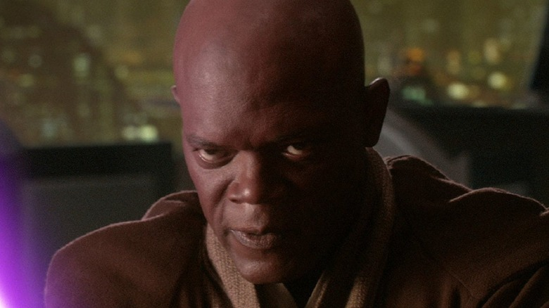 Mace Windu, Samuel L. Jackson, Star Wars