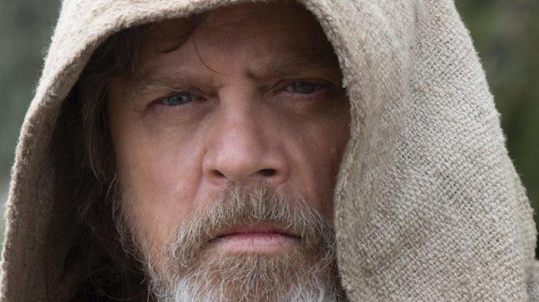 Luke Skywalker, Mark Hamill, Star Wars: The Force Awakens