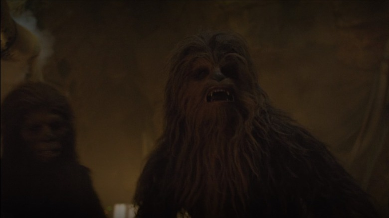 A Wookiee in Solo: A Star Wars Story