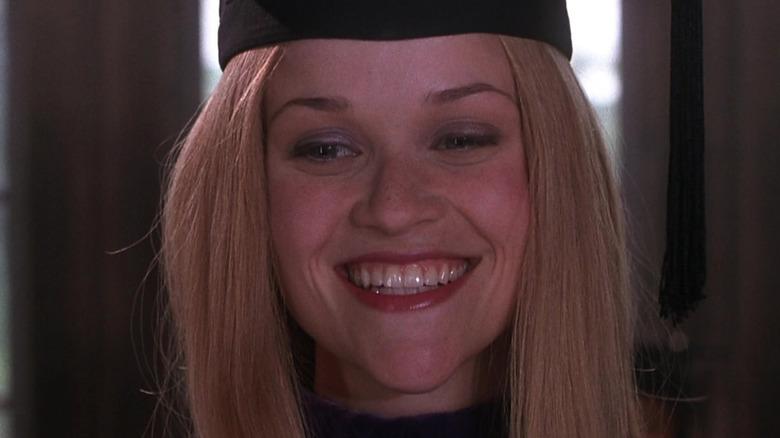 Elle gives valedictorian speech