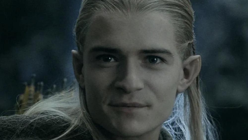 Orlando Bloom Legolas smiling
