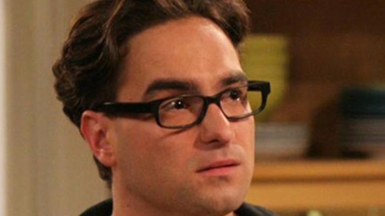 Leonard confused Big Bang Theory