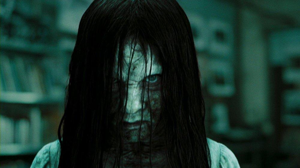 Daveigh Chase as Samara in The Ring