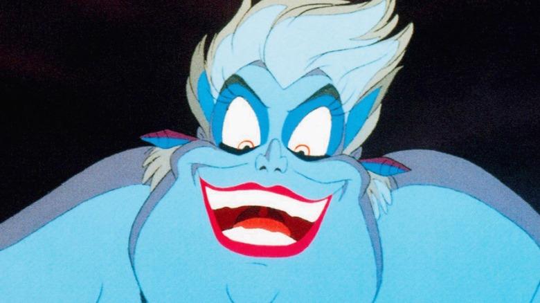 Ursula laughing