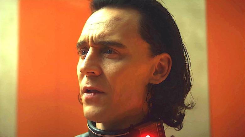 Tom Hiddleston Loki TVA collar