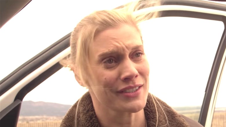 Katee Sackhoff as Vic Moretti