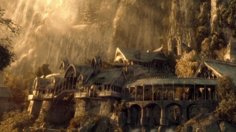 Scene from The Lord of the Rings: The Fellowship of the Ring