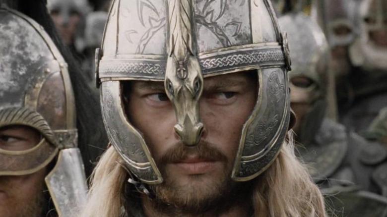 Eomer, future king of Rohan