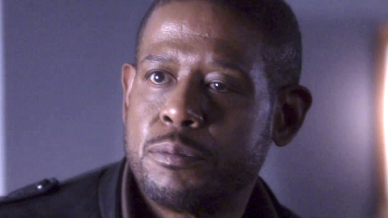 Forest Whitaker Sam Cooper purple wall