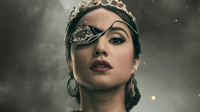Queen Margo The Magicians